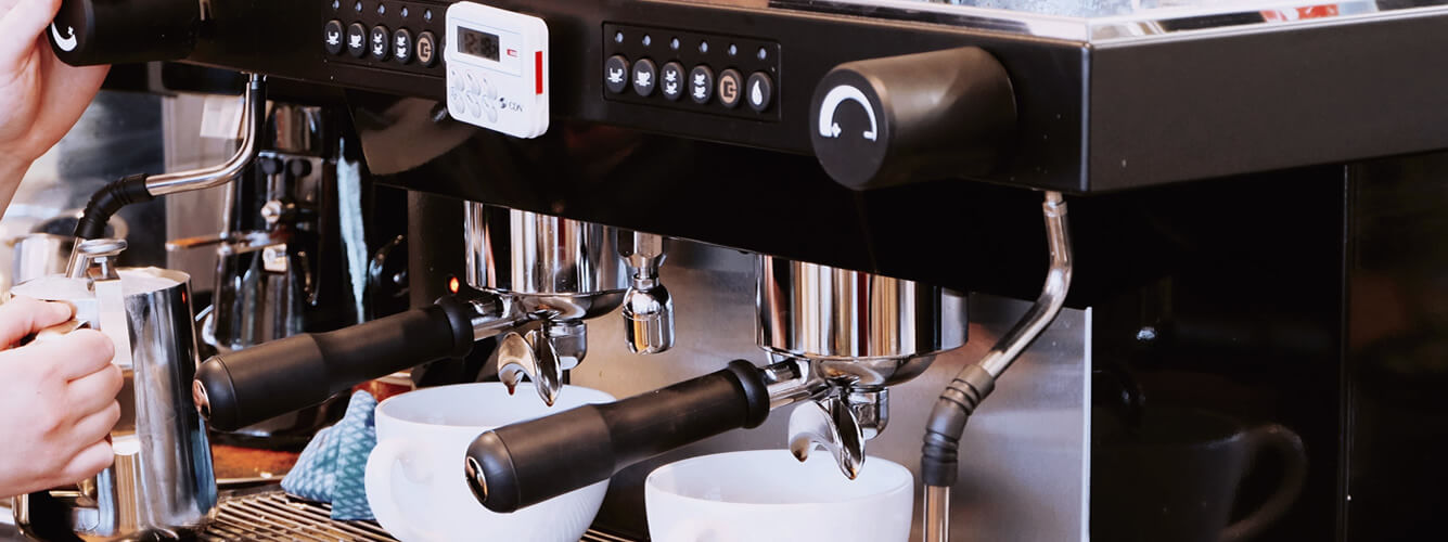 Commercial Coffee Machine Servicing Performed By Blenheim Appliance Repairs